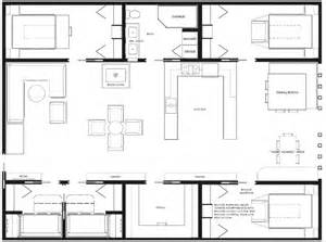Container Home Plans Container Floor Plan Shipping Container Homes