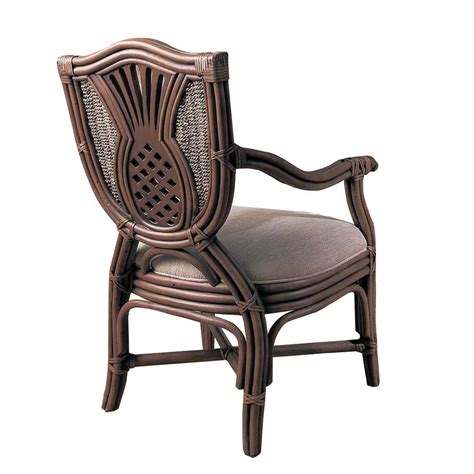 padma s plantation pineapple dining chair toast 1413patoa