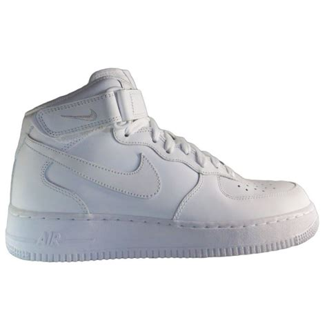 Nike 1 For nike s sneakers air 1 mid 07 white 315123 111