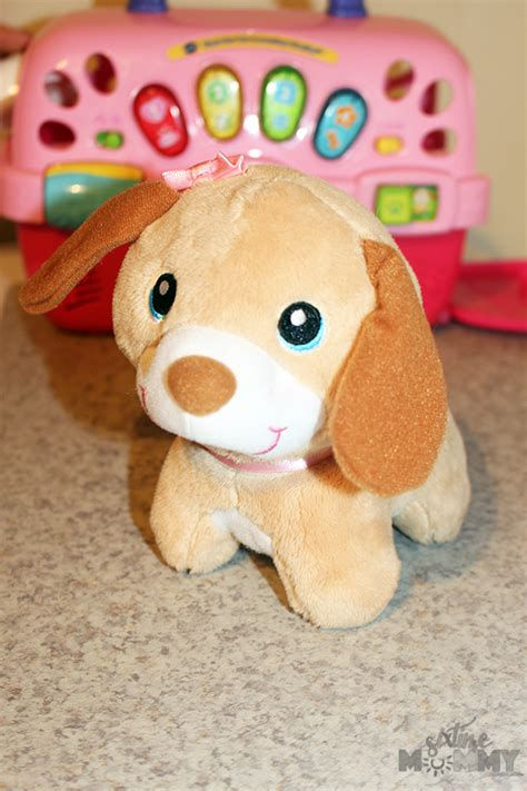 vtech puppy carrier for the pet lover care for me learning carrier by vtech six time and