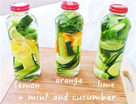 Lemon Cucumber Mint Detox Side Effects detox water lemon cucumber mint side effects