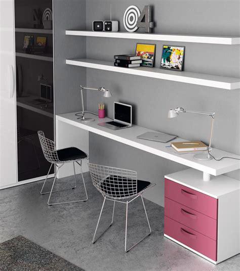 fotos de escritorios juveniles escritorios en dormitorios juveniles con muebles de