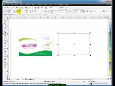 Wedding Card Design In Coreldraw Tutorial by Corel Draw Tutorials Wedding Cards
