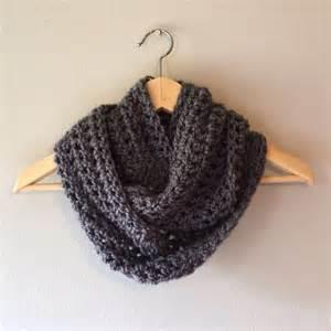Infinity Cowl Crochet Pattern Free Crochet In Color Cowl