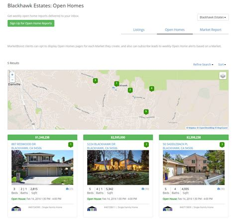 ihomefinder marketboost review real estate web site