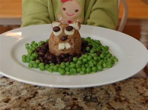 groundhog day food mostly adorable food that looks like groundhogs devour