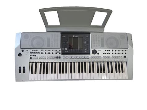 Second Keyboard Yamaha Psr S900 yamaha psr s900 61 note arranger workstation reverb