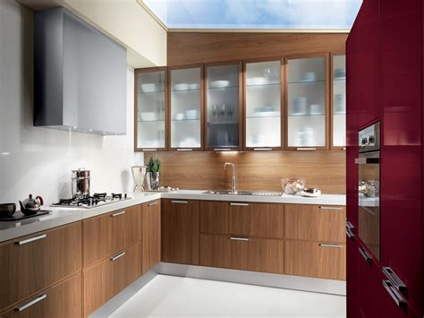 Modern Walnut Kitchen Cabinets Vallandi Com Design And Walnut Kitchen Cabinets
