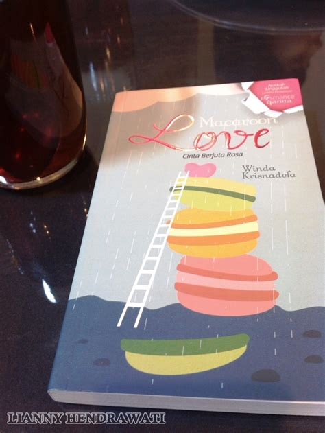 Macaroon Cinta Berjuta Rasa bayang bayang macaroon lianny hendrawati food
