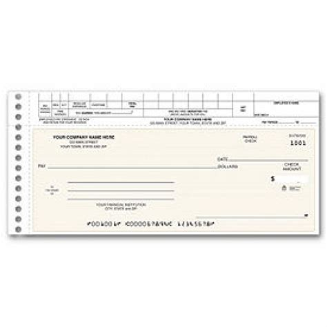My Background Check Is Taking A Time Topwrite Payroll Check 125011n At Print Ez
