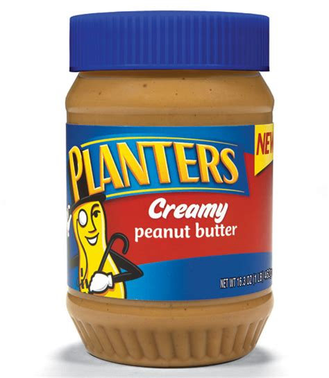 Planters Peanut Butter Nutrition Facts by 12 Best Peanut Butter Brands Reviews Of Peanut Butter