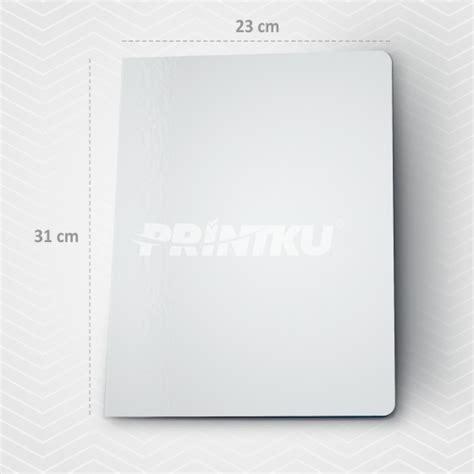 Cetak 2 Sisi Brosur Flyer 21x10 Cm Paper 150gsm A4 Dibagi 3 1 map a4 printku