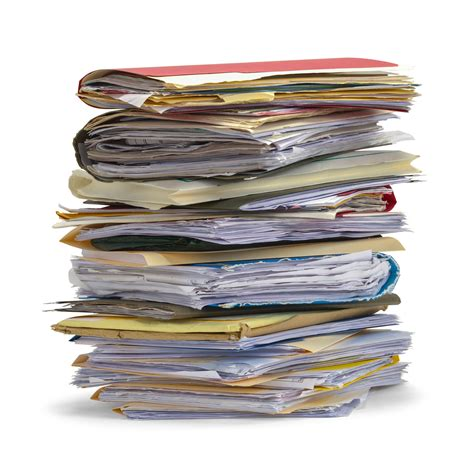 paper work paperwork needed to start an iva expert iva advice and help