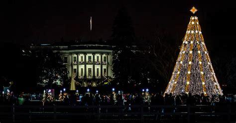 tree lighting ceremony speech national tree lighting ceremony 2018 in washington d c dates map