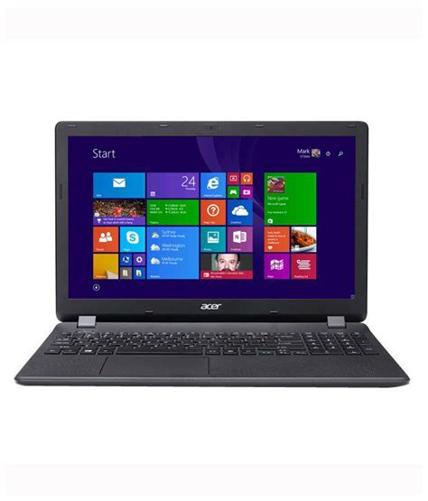 Hp Acer Ram 2gb Dibawah 2jt acer es1 531 notebook nx mz8si 011 intel celeron 2gb ram 500gb 39 62 cm 15 6 windows 8 1