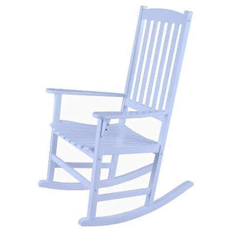target outdoor rocking chair willow bay patio rocking chair white target
