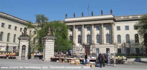Bewerbung Uni Hu Berlin Humboldt Universit 228 T