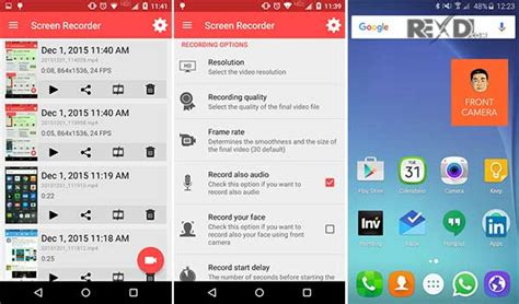 screen record pro apk screen recorder pro 2 7 1 apk for android