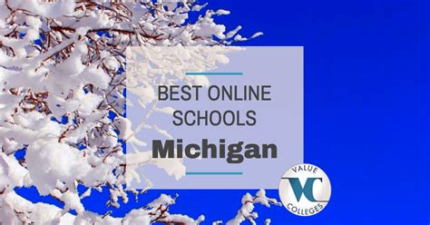 Best Mba Programs In Ri by Top 10 Best Colleges In Michigan Value Colleges