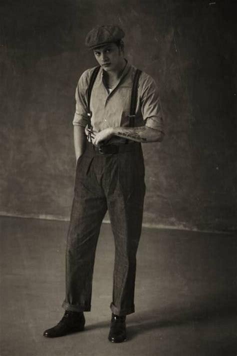1940 s clothing suspenders 1940s