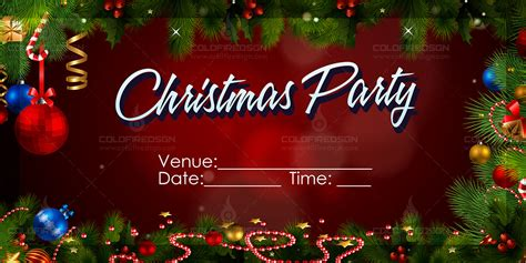 layout for christmas party christmas party tarpaulin psd template 171 coldfiredsgn