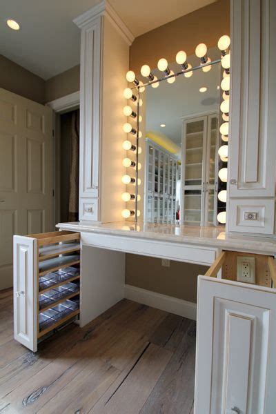 built in vanity table 25 best ideas about built in vanity on