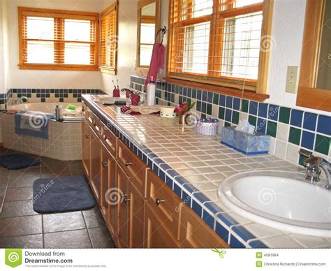 upmarket bathrooms spacious upscale bathroom stock images image 4581984
