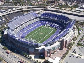 Backyard Zip Line Reviews M Amp T Bank Stadium Baltimore Ravens Football Stadium