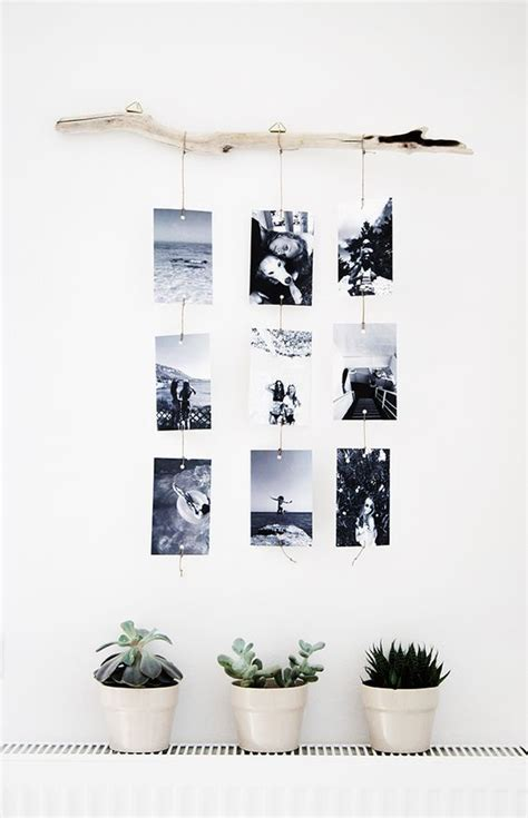 Accrocher Des Photos Au Mur by Les 25 Meilleures Id 233 Es De La Cat 233 Gorie Accrocher Des