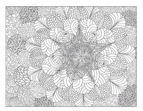 detailed geometric coloring pages to print best complicated printable coloring sheets detailed