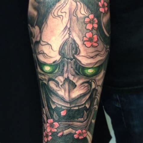 edmonton tattoo asian 42 best hannya images on pinterest japan tattoo