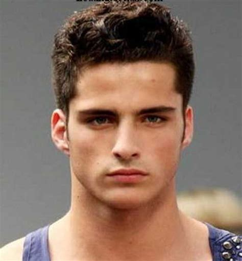 hairstyle for chubby cheeks male 15 hairstyles for men with round faces mens hairstyles 2018