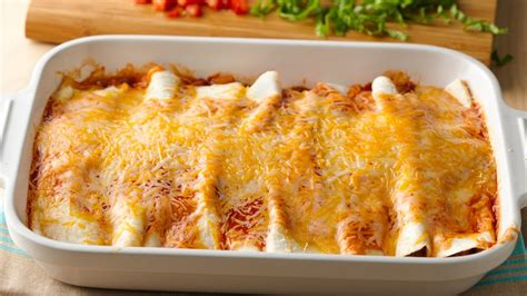the only enchilada recipe you ll ever need from pillsbury com