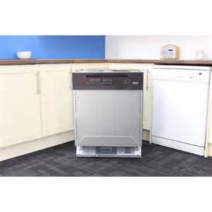 Brown Dishwasher Buy Miele G6410sci Havanna Brown Built In Semi Integrated