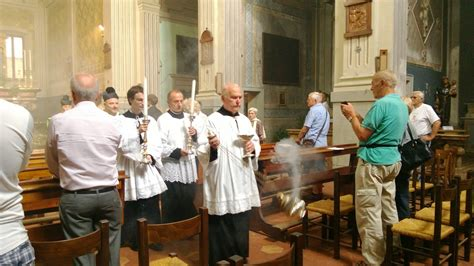 messe pavia sant antonio abate linarolo s missa in tertio a pavia