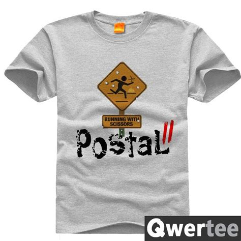 Tshirt Ordinal Typography 3 postal2 postal 2 3 runningw print original design fashion style casual cotton tshirt t shirt