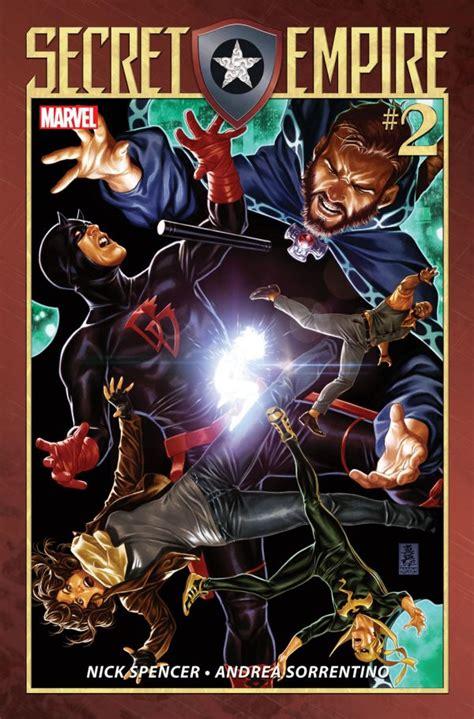 secret empire marvel comics july 2017 solicitations spoilers secret