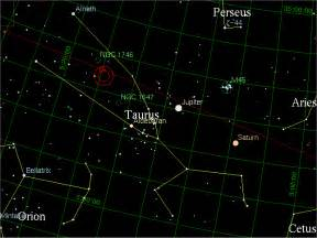 the constellation taurus by astronomy net