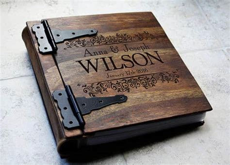 16 wonderful wood anniversary gifts for him