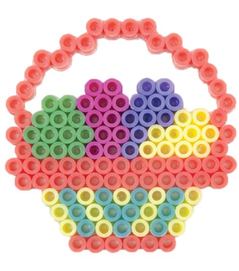 perler fusion fuse bead activity kit basket jo