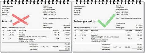 Rechnungskorrektur Muster 2013 rechnungsprofi software tools softwareentwicklung