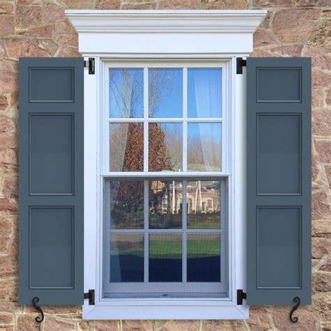 b d shutters best 25 exterior shutters ideas on pinterest wood