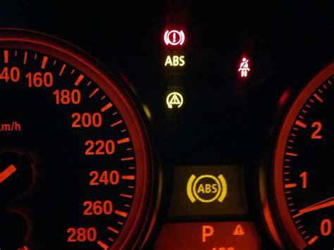 bmw handbrake warning light 2007 bmw 335i dash warning lights autos post
