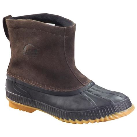 mens pull on snow boots sorel mens arapaho pull on winter boots