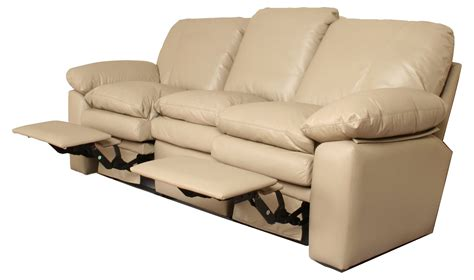 recliners for cers carrera reclining leather sofa