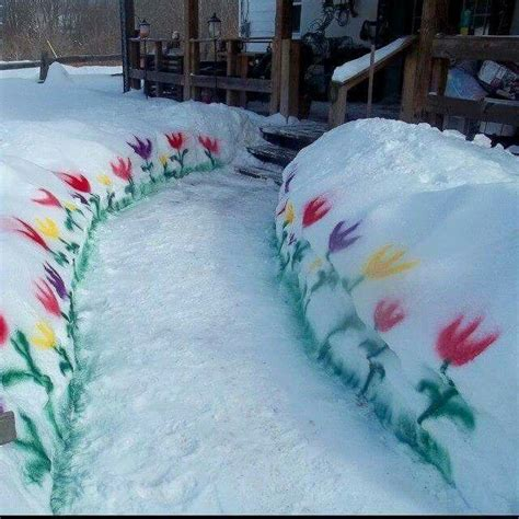 spray painting in winter diy blooms in the winter great idea for bringing flowers
