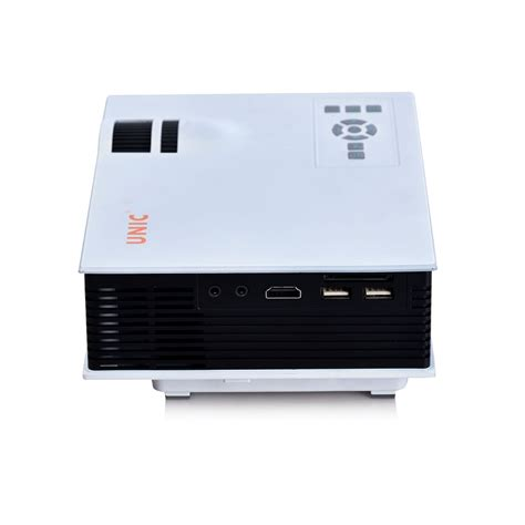 Proyektor Uc40 2015 new mini pico projector uc40 for home theater led beamer projecteur multimedia proyector