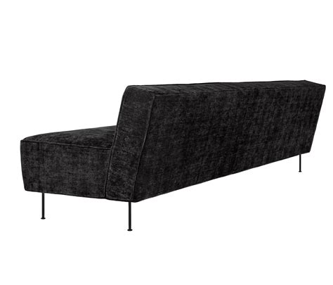 sofa line modern line sofa lounge sofas from gubi architonic