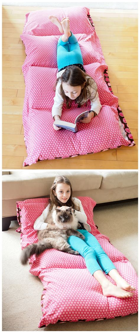 how to make a bed pillow how to make a cozy pillow bed allcrafts free crafts update