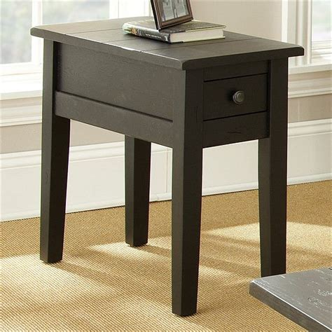 Black End Tables For Living Room Living Room Furniture Mission Furniture Craftsman Furniture